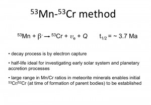 Mn-Cr method